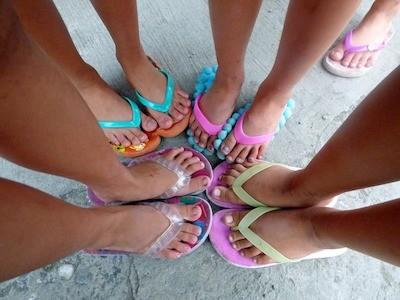 Jak správně vybírat letní obuv?