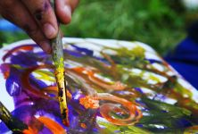 Arteterapie – léčba uměním
