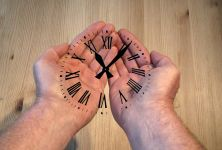 Úředně nařízená změna času - z letního na zimní