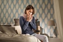 Rýma dokáže znepříjemnit život nejen v zimě
