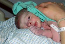 Porod císařským řezem