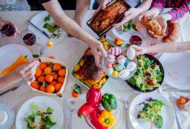 Jak o Velikonocích nepřibrat: Vsaďte na zdravější verzi beránka, nádivky i vajíčkové pomazánky