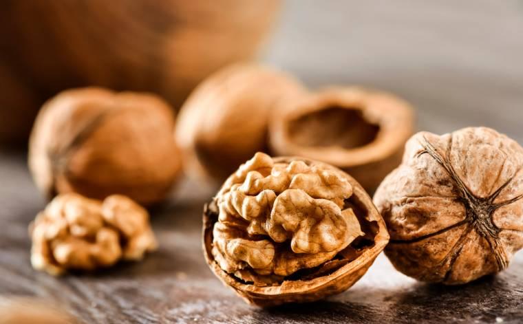 Vlašské ořechy: Porce zdraví ve skořápce