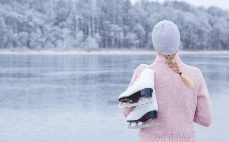Užijte si zimní radovánky a vyrazte na brusle!